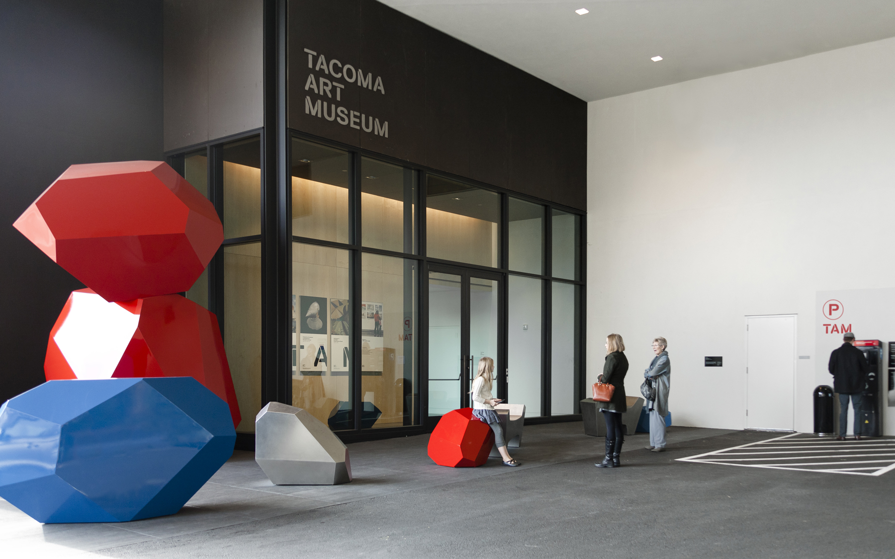 the impact of tacoma art museum in the community Tacoma art museum, tacoma  12 hours left to have your donation create an even bigger impact our staff shares why they love art support art in our community.